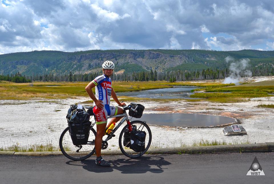 Jazda cez Yellowstonský národný park
