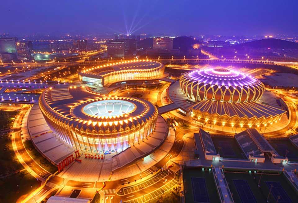 Olympijský štadión Jinan (Čína)