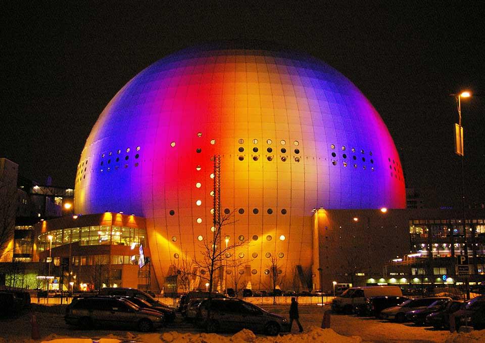 Ericsson Globe (Švédsko)