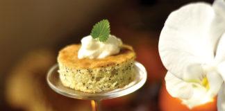Rýchly makový koláč zo špaldovej múky