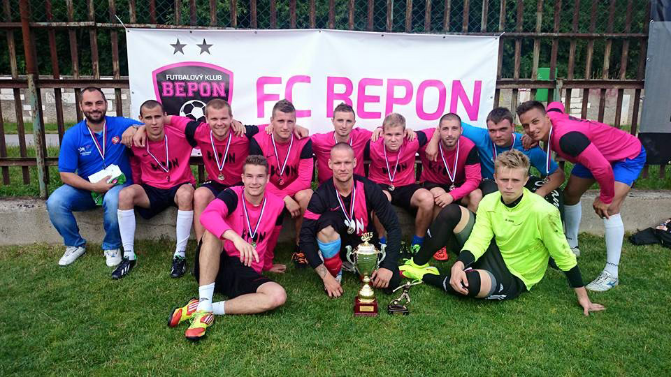 Vicemajster SR FC BEPON