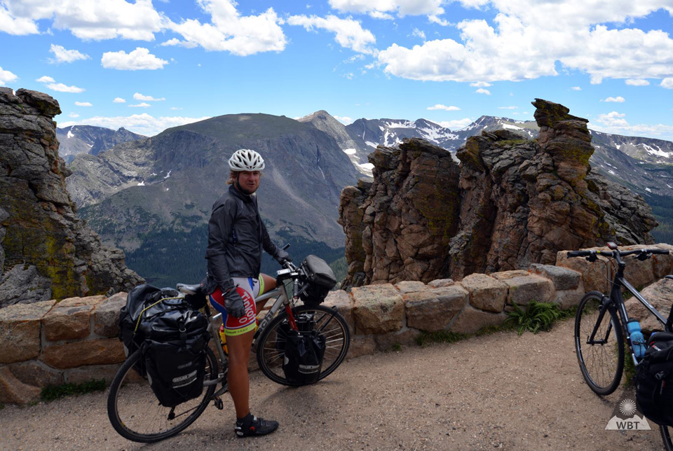 V Rocky Mountain National Park v Spojených štátoch