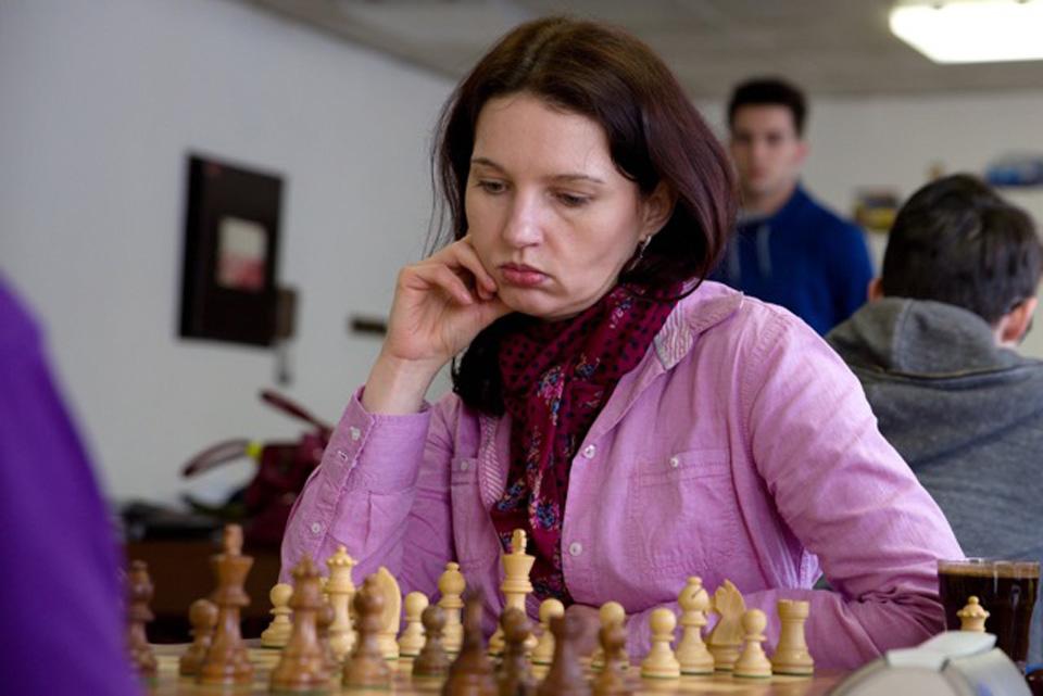 Eva Repková – niekdajšia vicemajsterka sveta junioriek a jedna z ústredných postáv Ľubovnianskeho šachu