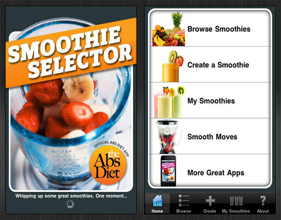smoothie-selector