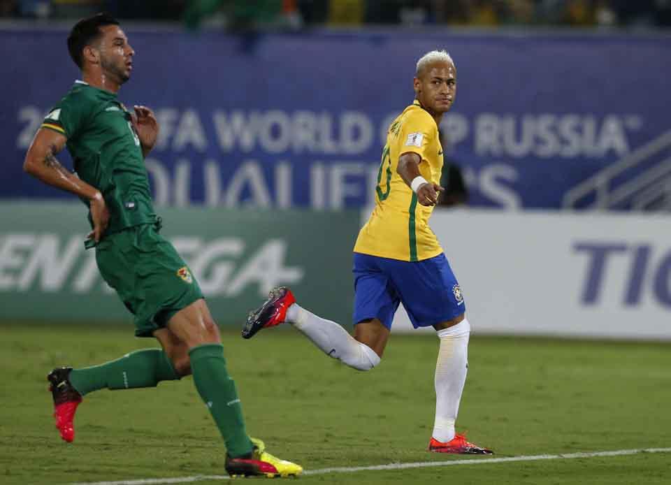 9f6b546fb10ba Brazília Bolívia futbal kvalifikácia MS. Šport je život ...