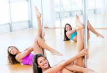 Pole dance: Šport a ladnosť v jednom balení