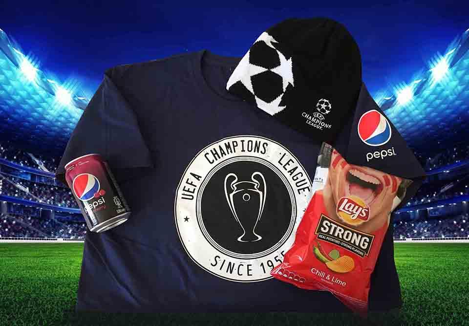 Vyhraj balíček fanúšika Ligy majstrov