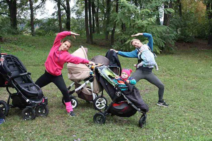 Strollering: Šport pre mamičky, ktorý vzpruží telo aj psychiku