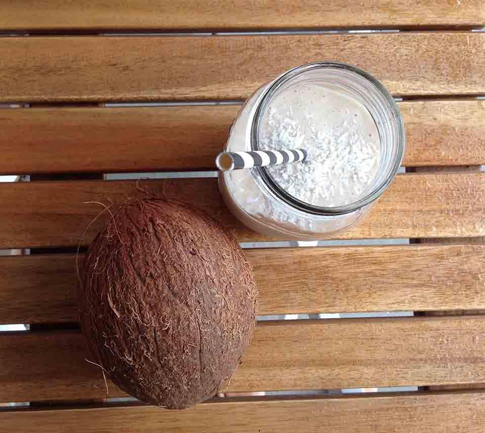Kokosový olej a jeho blahodárne účinky
