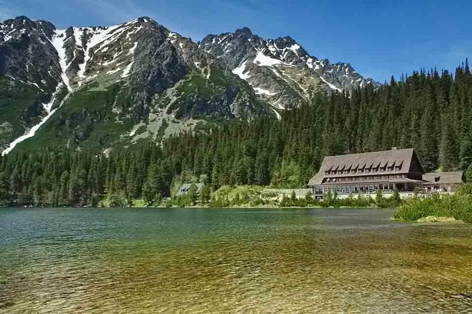Tatranský a Pieninský národný park a Nízke Tatry