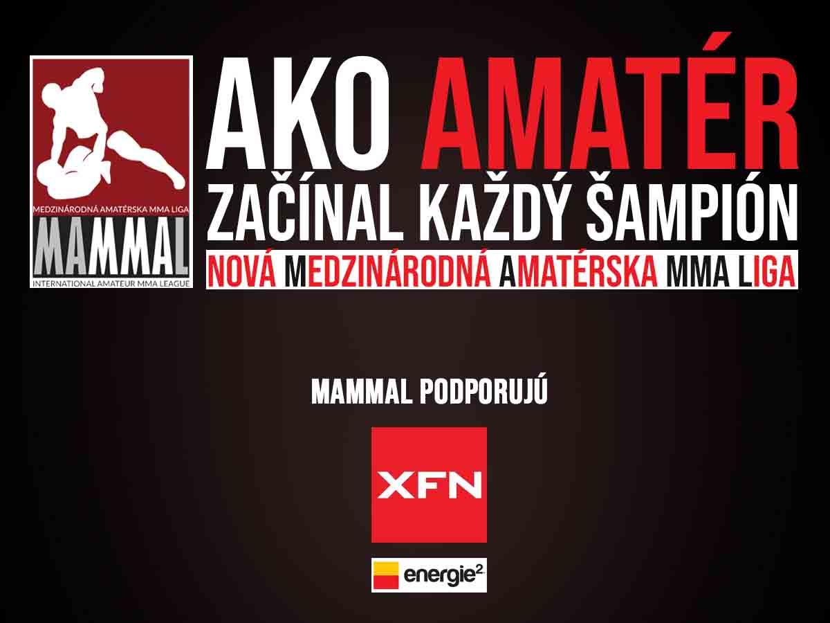 Nová liga amatérskeho MMA - MAMMAL