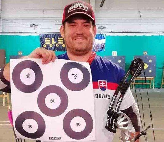 Najlepší lukostrelec Slovenska sa učil strieľať sám: Z internetu na vrchol Európy