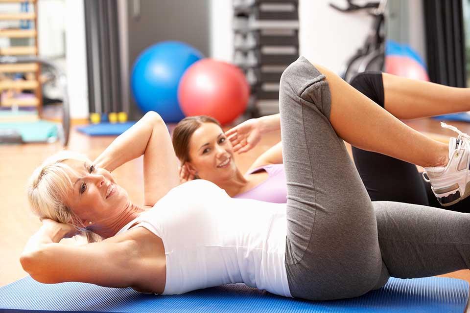 potenie a cvičenie