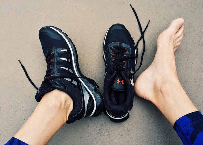 športová noha