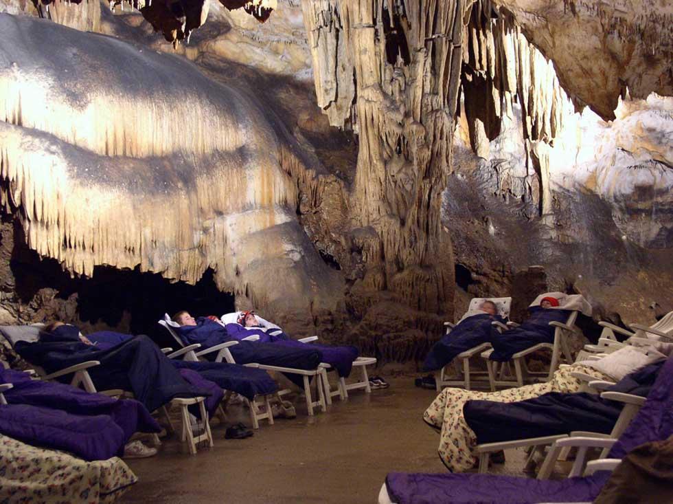 Soľná jaskyňa: Speleoterapia v Jasovskej jaskyni