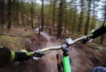 Ako jazdiť bezpečne na bicykli v jeseni