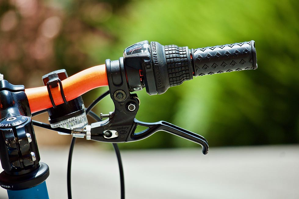 Ako vybrať detský bicykel - brzda