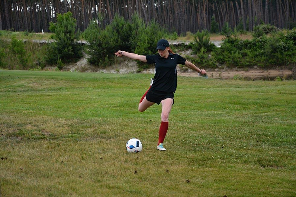 Footgolf - Martina Majerčíková