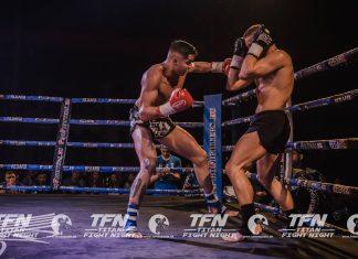 Titan fight night