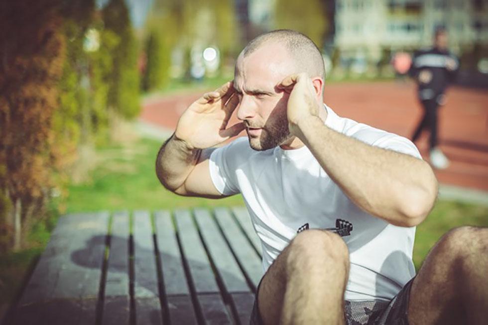 5 najčastejších chýb pri tréningu