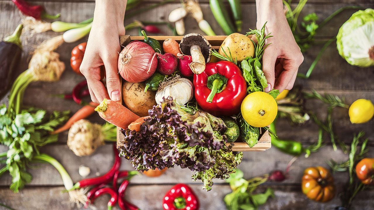 žalúdočné problémy a zelenina