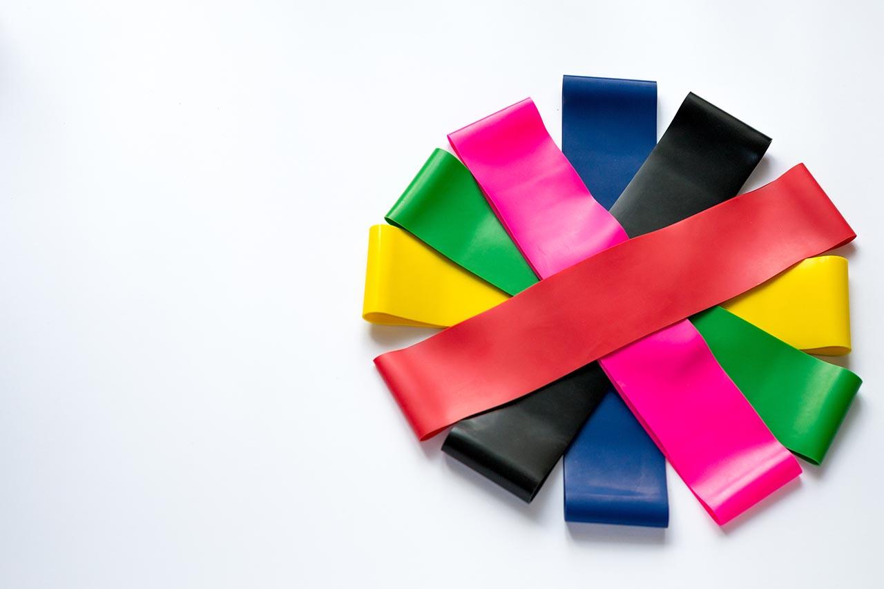 expander odporova guma farebne verzie