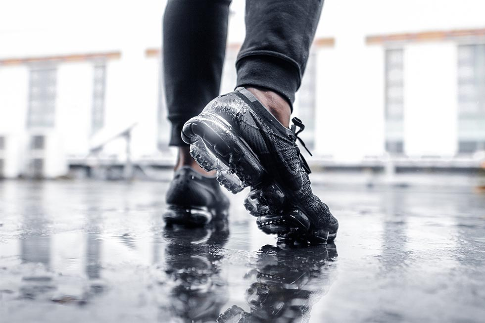 ako na jogging v zime
