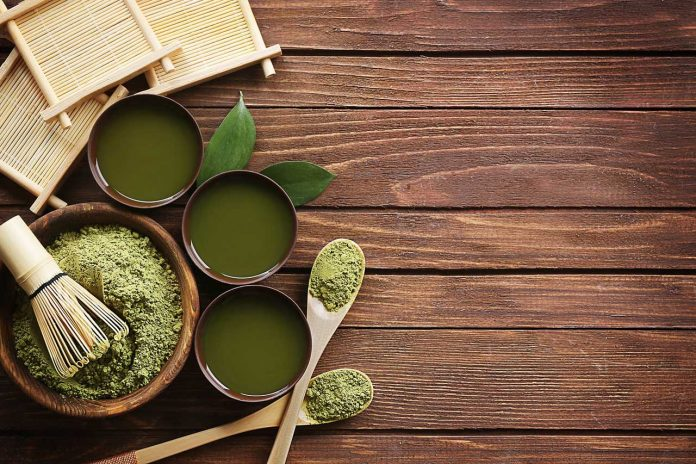 Benefity zeleného čaju pre športovca