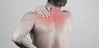 boleať chrbta
