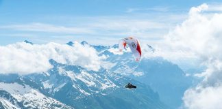 Juraj Koreň na Red Bull X-Alps