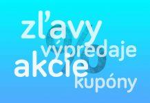 zľavy, akcie, výpredaje, kupóny v slovenských eshopoch