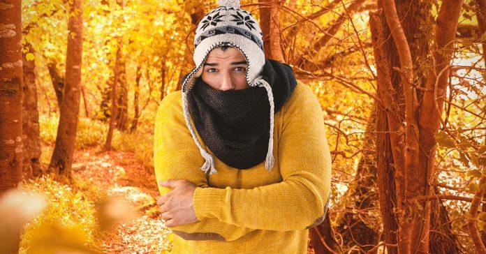 Pripravte sa na chladné počasie